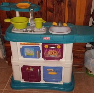 Gender Neutral Children's kitchen